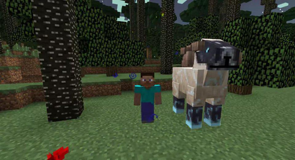 羊毛也能换钻石 《我的世界》暮色森林自然生成的三个罕见地点
