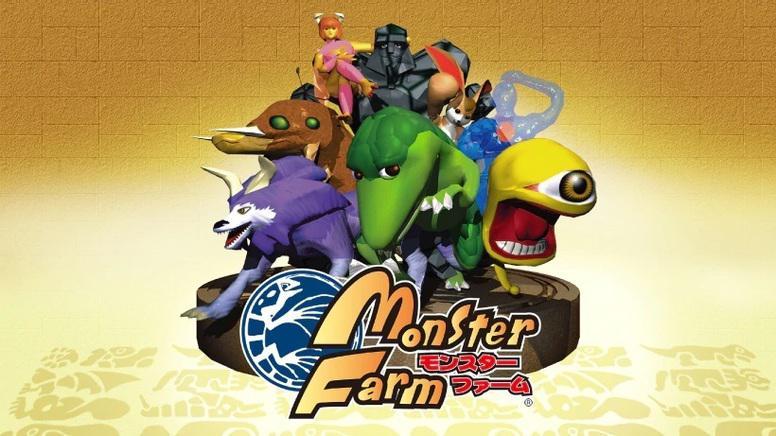 Switch 版《怪兽农场》确定 12 月 19 日上市 重现以 CD 产生怪兽的独特玩法