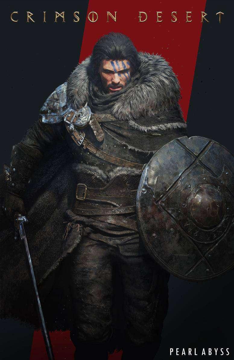 【G★2019】新作《赤血沙漠》制作人分享游戏开发起源 说明与《黑色沙漠》的差异