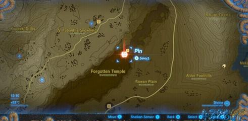 迷雾森林:塞尔达荒野之息迷雾森林神庙?塞尔达传说荒野之息说了什么故事