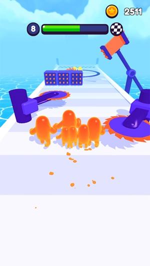 黏球冲突3D无限金币版