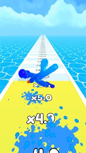 黏球冲突3D游戏中文版